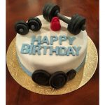 Fitness-Themed-Cakes