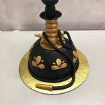 hukka theme cake
